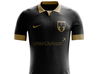 London City FC - Away Kit