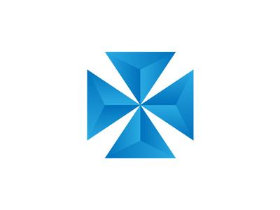Triangle Exploration design triangle triangle logo logo design logos logo