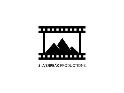 Silverpeak Productions branding logo design logos logo