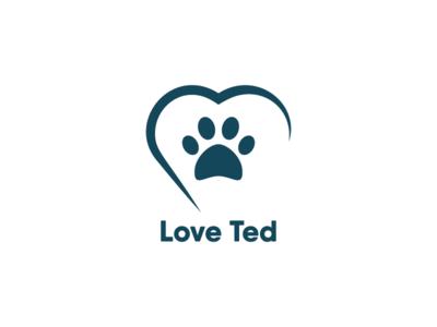 Love Ted corporate identity corporate branding branding identity logos logo design logo