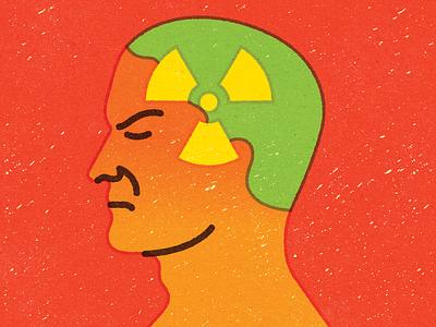 Toxic Masculinity visual work progress magazine graphic illustrator design vella advertising adobe alexei vector experiment distress conceptual personal editorial retro illustration texture