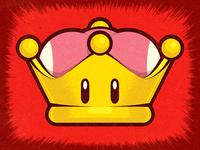Super Crown Power-Up/Bowsette Meme