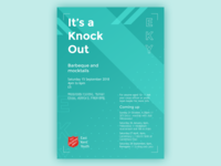 The Salvation Army East Kent Youth – event poster (2018)