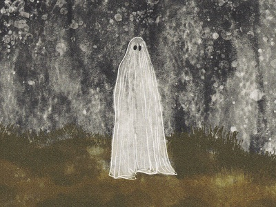 Ghost Stories ghost stories halloween spooky spoopy illustration ghost