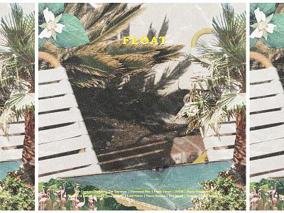 f l o a t album art playlist spotify collage