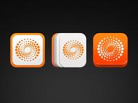 Reuters App icons