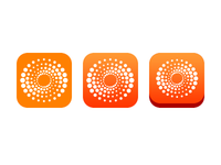 Reuters App iOS7 icons