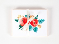 Blossoms Greeting Cards