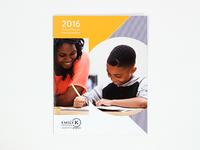 Emily Krzyzewski Center Annual Report Cover