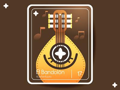 17-24 Loteria Cards. parrot moon boots hand bird violoncello violin guitar loteriayamix cutecharacter loteriamexicana mexico ohvalentino card cute kawaii loteria
