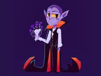 Vampire in love!