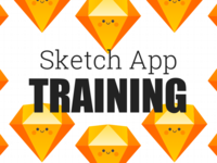Twitch Event Image Series - Sketch App Training