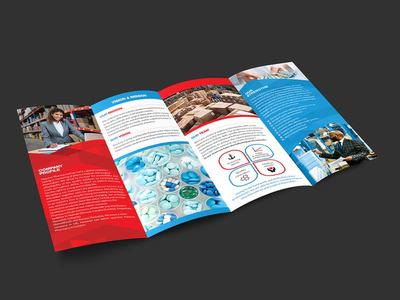 4 fold corporate brochure brochure design brochure company brochure pharmaceutical brochure pharmacy brochure colorful brochure trifold brochure four fold brochure 4 fold 4 fold brochure