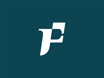 FP Exploration 2 monogram law fp branding lettering logo