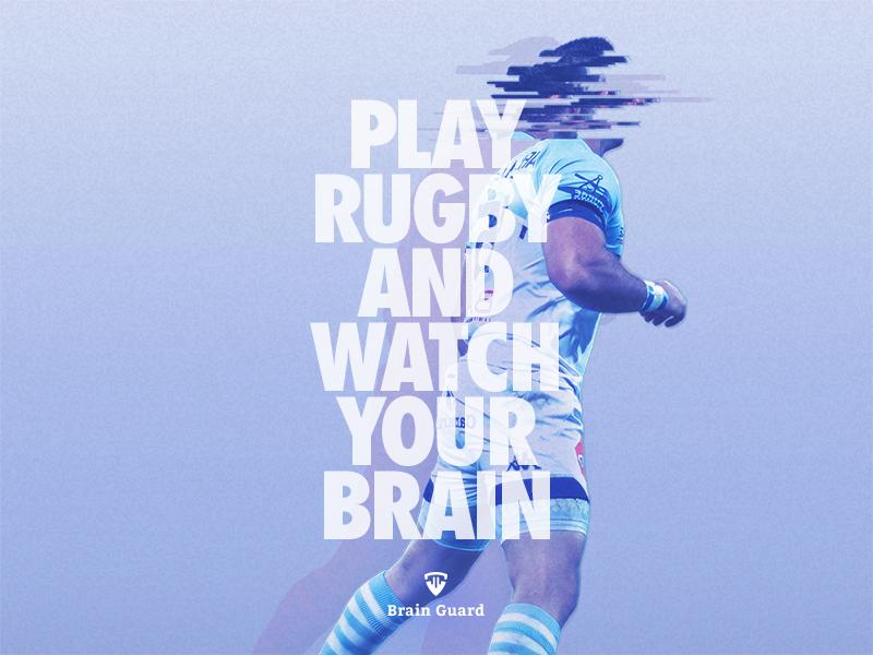 Brain Guard medical brain bayonne head glitch injury concussion top14 rugby sport