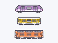 Trains' upgrades