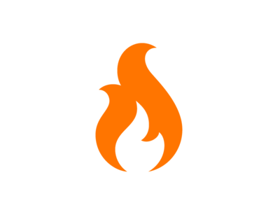 flame icon by herman van boeijen dribbble rh dribbble com flame vector graphics flame vector art