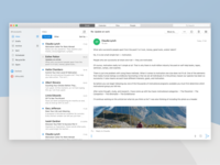 Bringing Outlook for iOS's heritage to the Mac