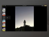 Imagining VSCO forDesktop, Mac - Edit photo