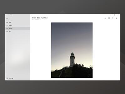 Imagining VSCO forDesktop, Windows - Photo details