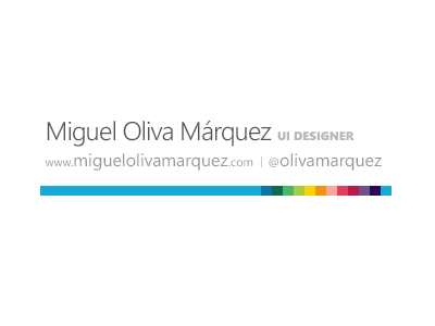New Email Signature by Made for Desktop | Dribbble