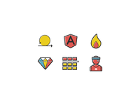 Services Icons Small