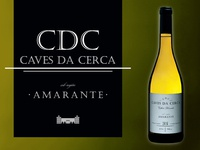 CDC Caves da Cerca wine label