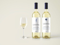 Wine label Lerya
