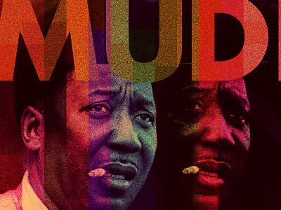 Muddy Waters glitch glitch art dirty grunge