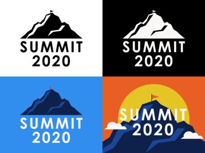 Unused Event Logo illustraion logo design branding logo webinar