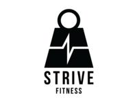 Strive Fitness Logo Exploration #2