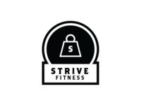 Strive Fitness Logo Exploration #3