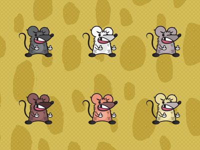 Rad Rat Series 01
