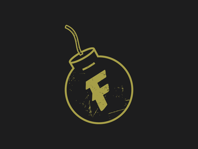 F-Bomb Pin patches thin black gold fuckity fuck f-bomb lapel pins pins