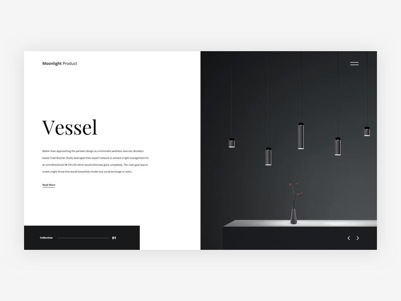 Moonlight Product - Website   Sketch Freebie #10. product concept agency web landing page layout grid app resources design ux freebie typography minimalism dailyui logo illustration minimal clean ui