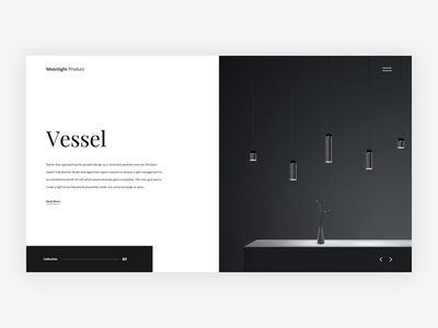 Moonlight Product - Website | Sketch Freebie #10. product concept agency web landing page layout grid app resources design ux freebie typography minimalism dailyui logo illustration minimal clean ui