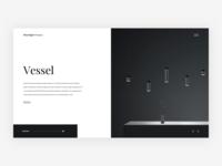 Moonlight Product - Website | Sketch Freebie #10.