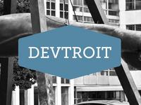Devtroit Badge