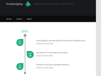 Frontendplay Archive