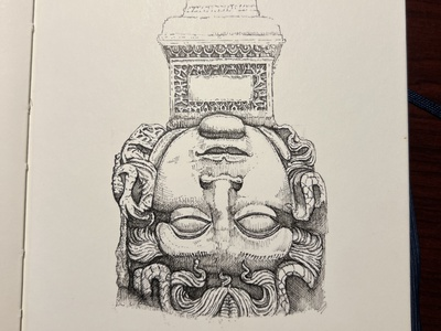 Medusa's head - Cistern