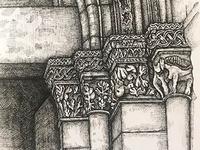 Catedral De La Santa Creu in Barcelona's Gothic Quarter