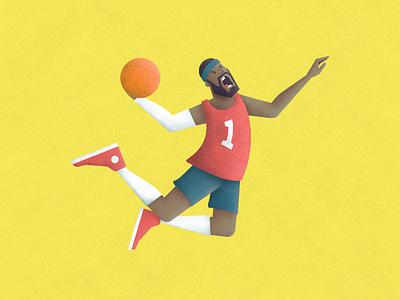 Ballin' sports ballin baller headband shoes basketball