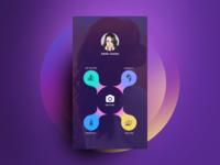 Interactive Menu - Mobile App