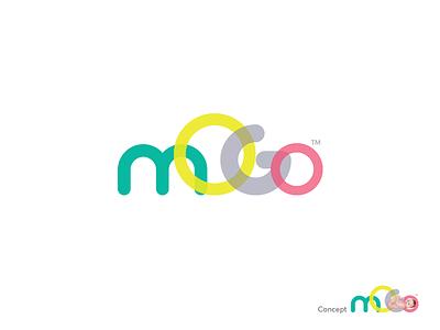 Mogo Kids Logo Design babyhealth healthcarecolors logodesign fahaddesigns fd babyproducts products baby healthcare kids branding logo