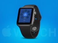 Timesheet Management for Apple Watch