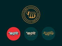 M Grill Barbecues - Logo Design