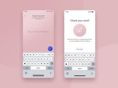 Forgot Password healthcare vector illustration fd mobile app androi ios iphonex forgot passwrod form field emai ux ui fahaddesigns