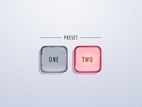 Presets one & two