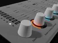 Puse 3 Analog Synthesizer - Knobs