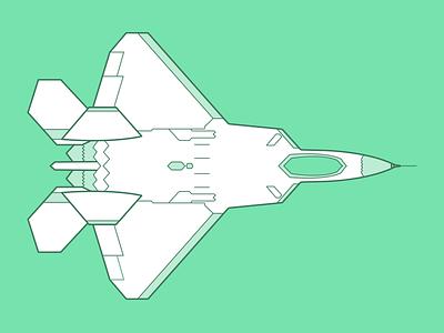 Raptor! airplane planes jet fighter raptor f22 f-22